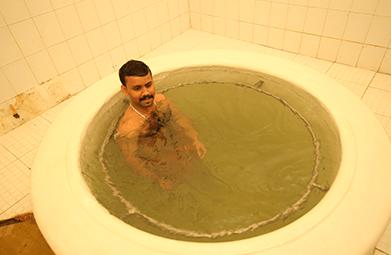 Jalachikithsa (Hydrotherapy)